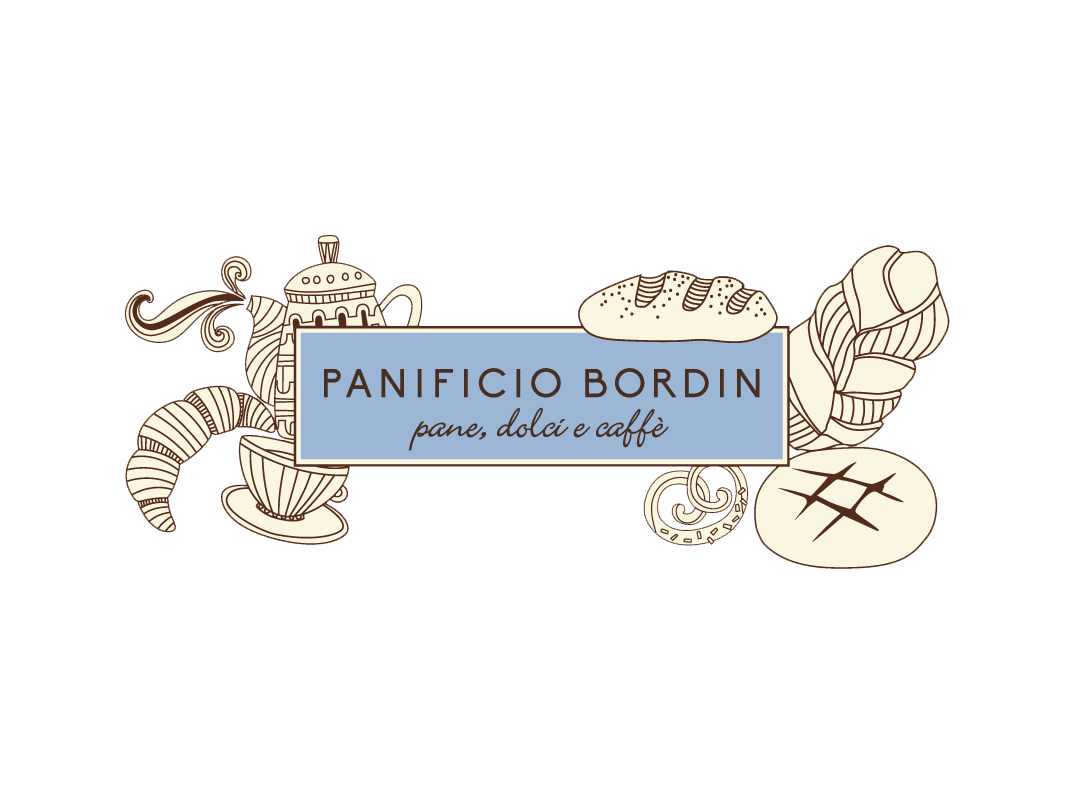 panificio bordin logo